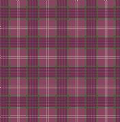 Lewis & Irene - Celtic Coorie - 6780 - Check in Purple - A416.2 - Cotton Fabric